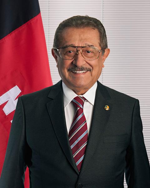 Lamentamos a morte do Senador, José Maranhão.