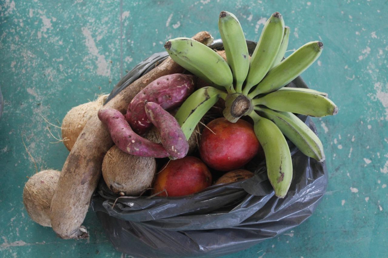 Governo Municipal de Jacaraú, realiza entrega de cestas de alimentos do Programa PAA.