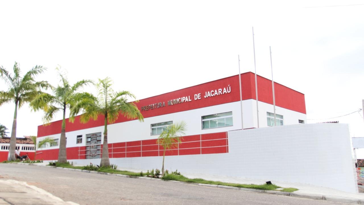 Prefeitura de Jacaraú paga salários de servidores nesta terça-feira (30).