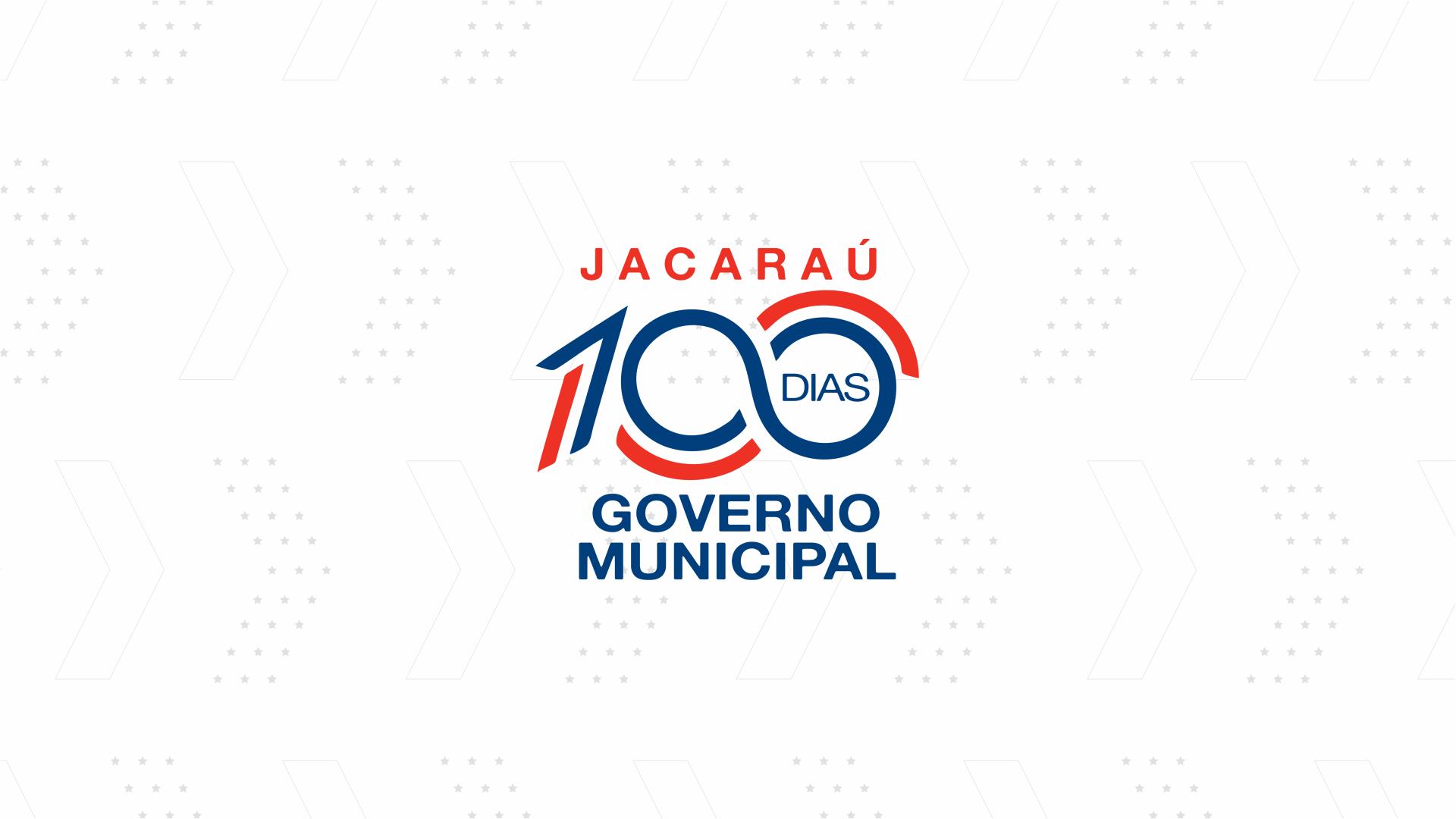 Revista dos 100 dias de gestão.