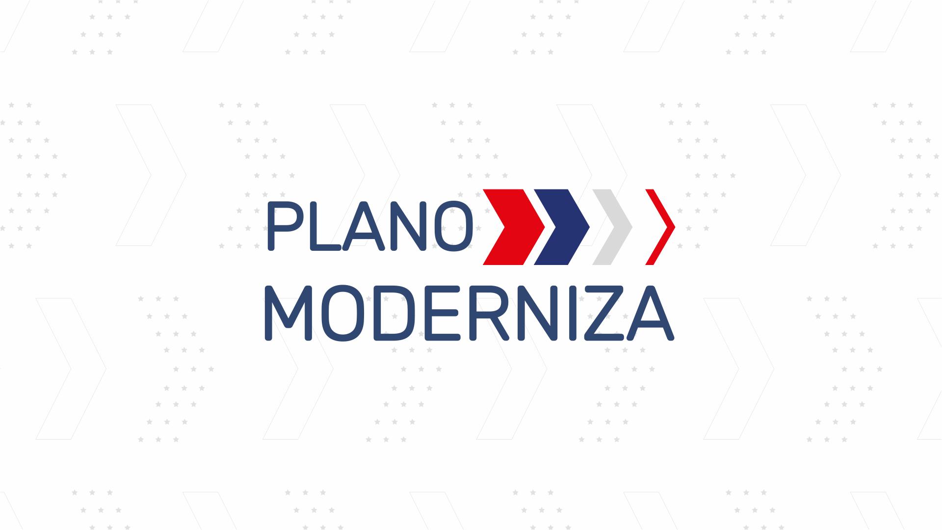 Documento de autorização de implementação das ações do Plano Moderniza.