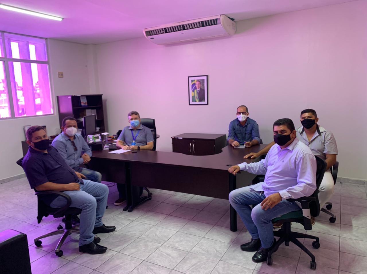 Governo Municipal de Jacaraú fecha parceria com o Incra e adere ao programa Titula Brasil.