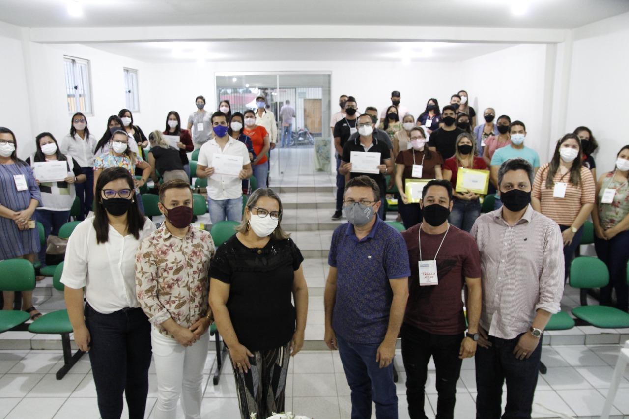 Governo municipal de Jacaraú realiza capacitação para servidores públicos.