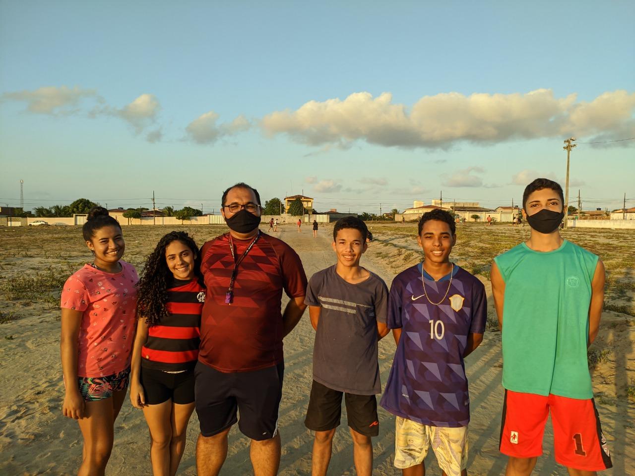 Estudantes Jacarauenses são selecionados para os Jogos Escolares Brasileiros.