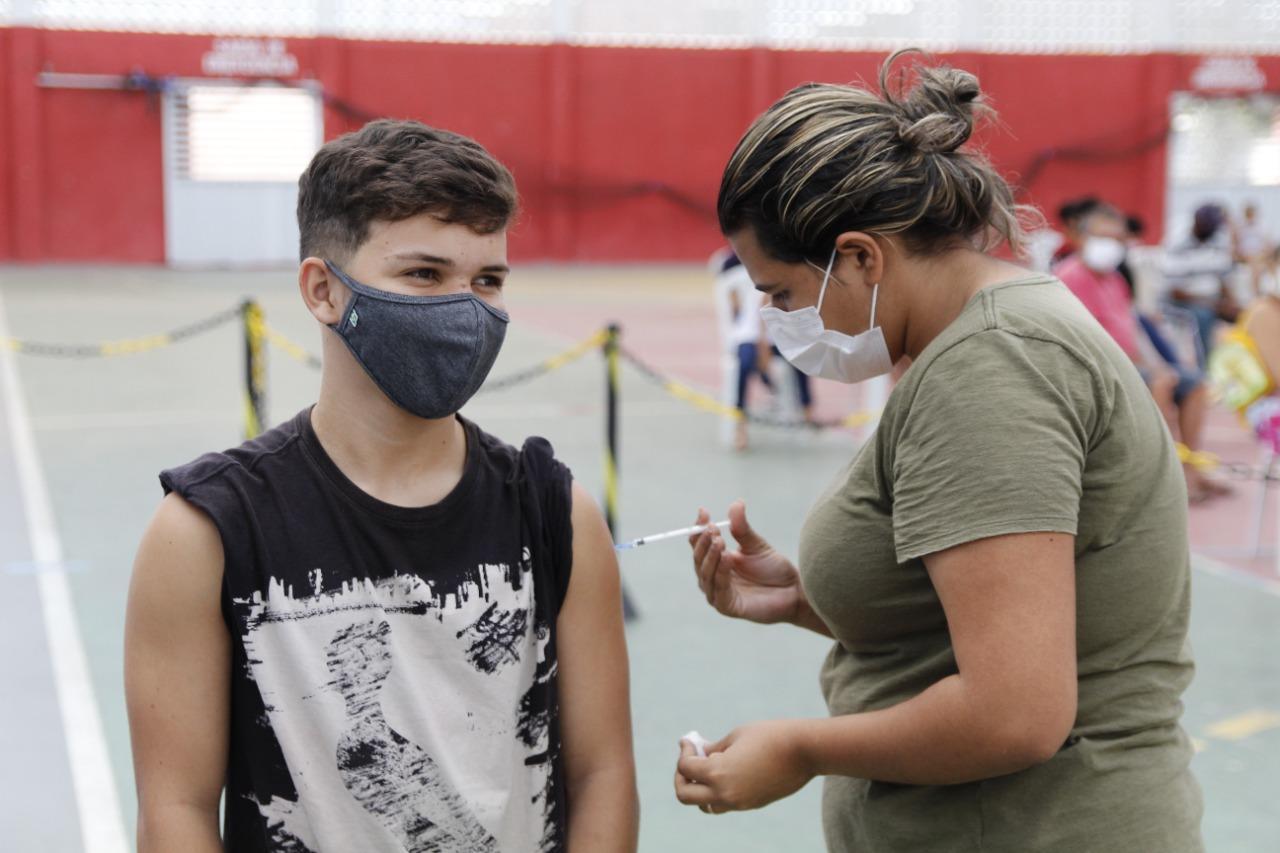 Saúde de Jacaraú promove Dia D de Multivacinação.
