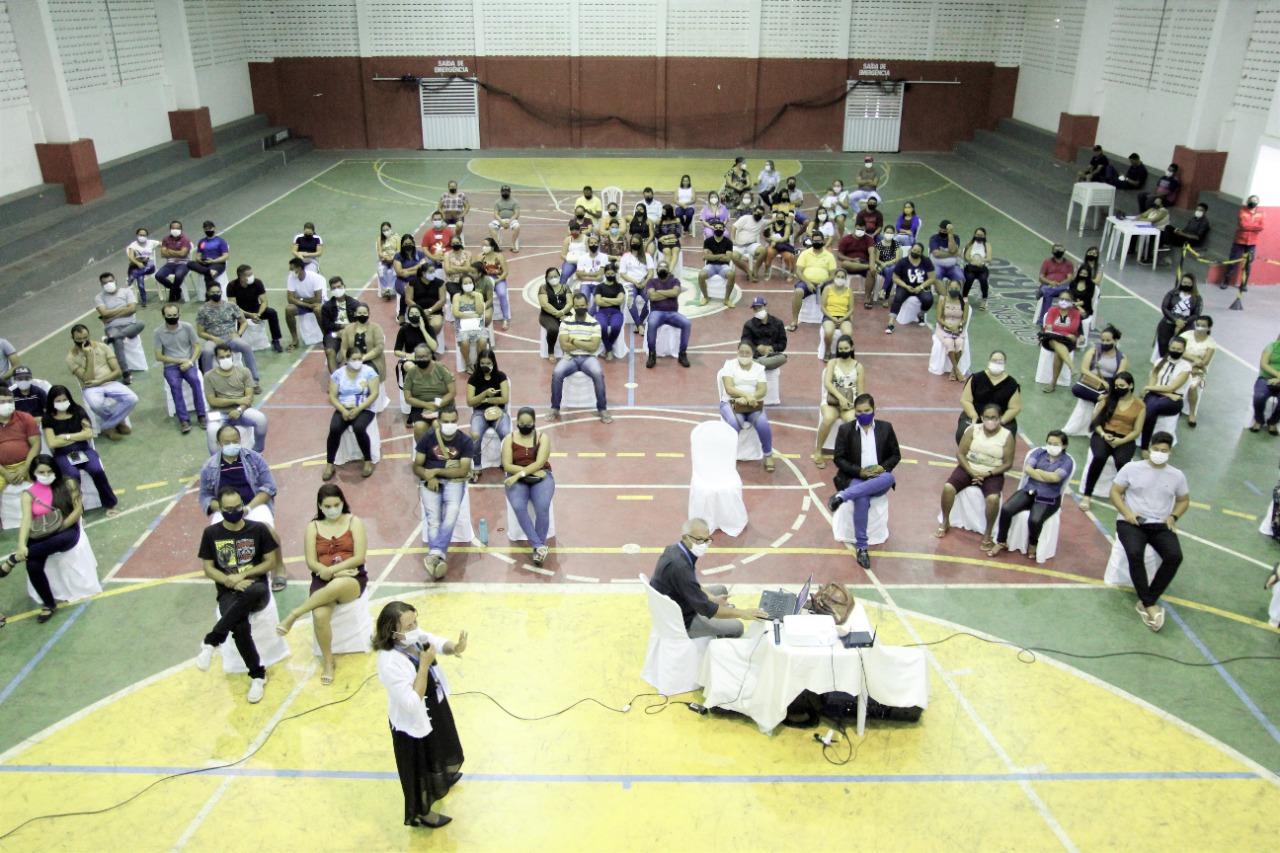 Jornada do Empreendedor capacita comerciantes de Jacaraú.